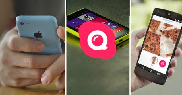Skype Qik ra mắt cạnh tranh với Snapchat, Instagram
