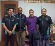 Projek Ocean Track Sdn Bhd