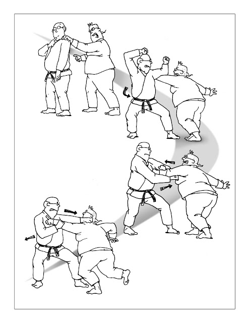 Oldman's Bubishi sample page