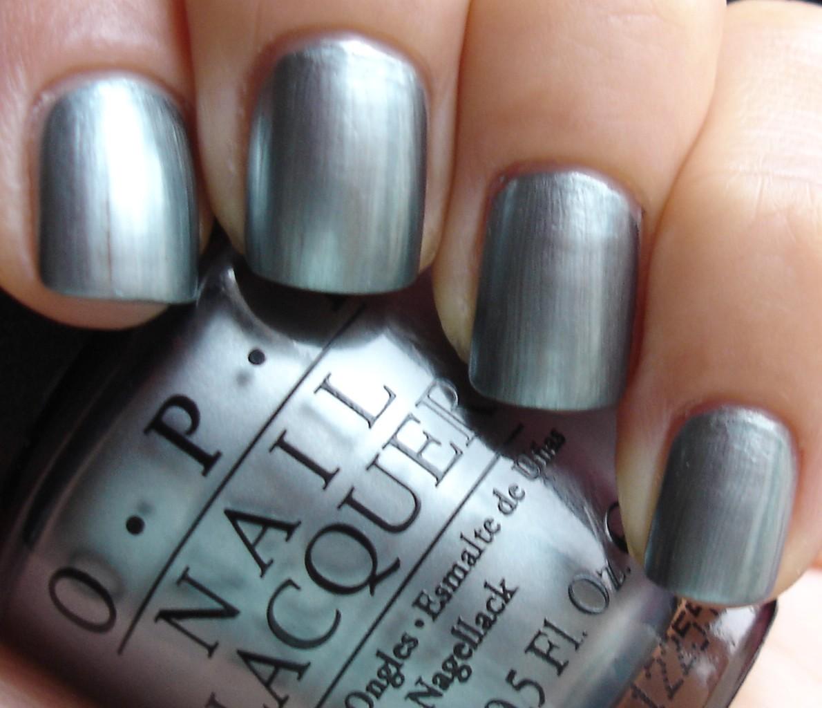 Opi Silver Nail Polish | Nails Gallery