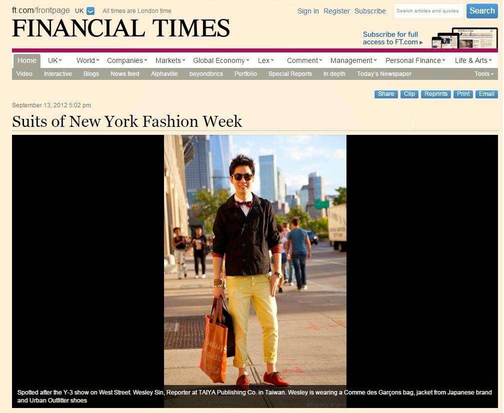 Financial Times USA