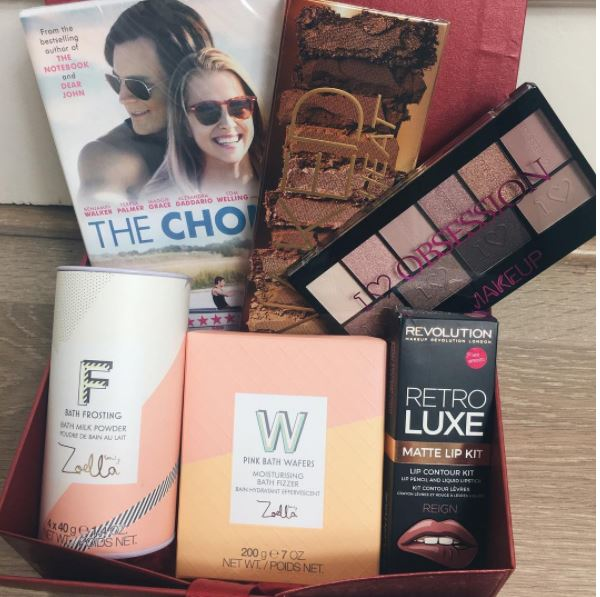 INTERNATIONAL INSTAGRAM GIVEAWAY
