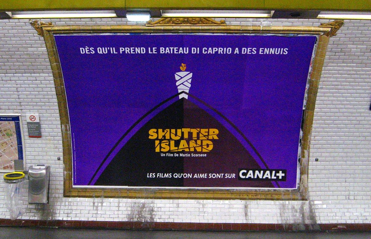 Shutter Island Horreur