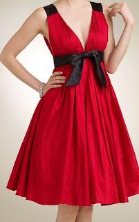 Navidad, Vestidos Rojos