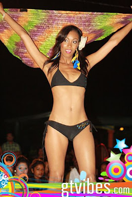 Miss Guyana Universe 2011 Kara Lord