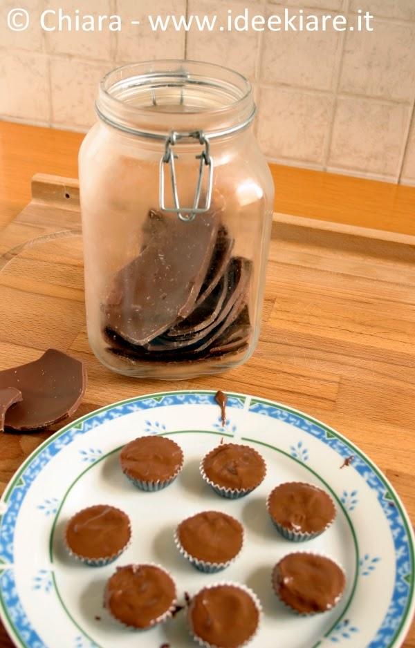 Come fare cioccolatini con la frutta