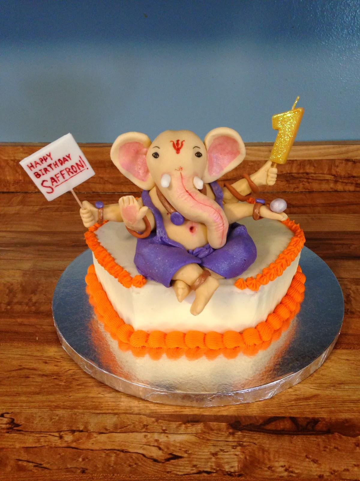 Ganesh Bday Cake Images : Something More...: SAFFY BIRTHDAY!
