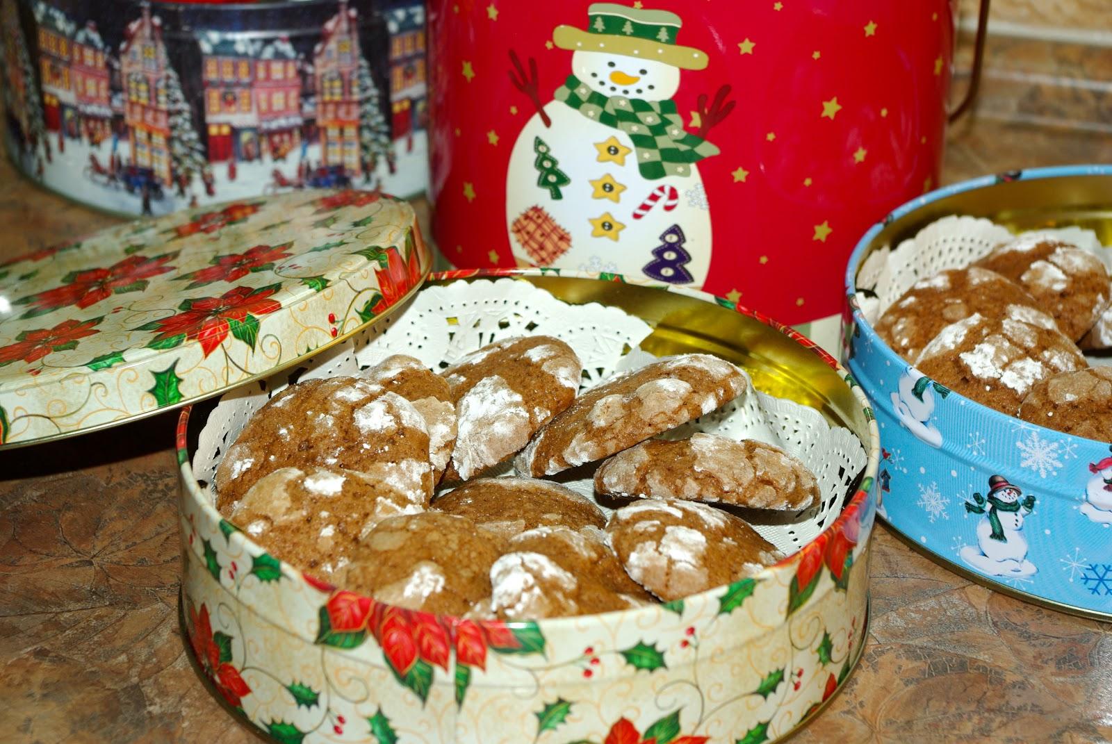 Mennonite Girls Can Cook Chocolate Crinkle Cookies