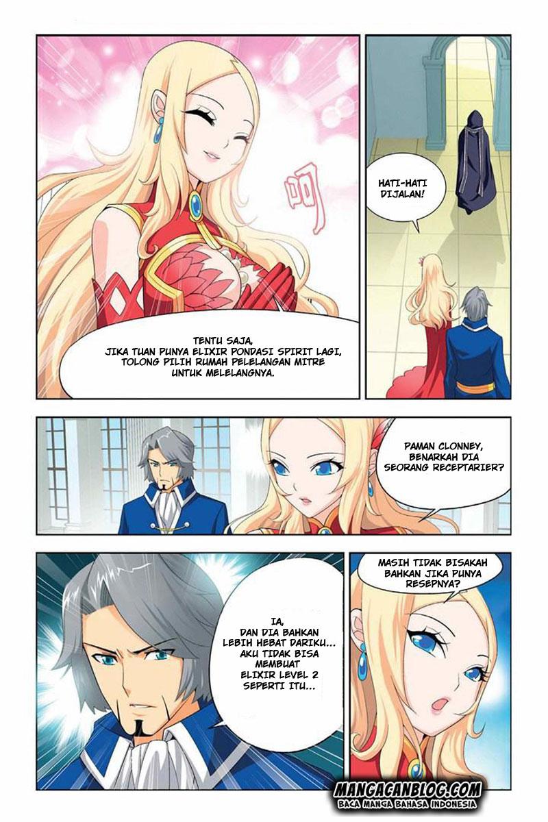 Battle Through Heaven Chapter 08-24