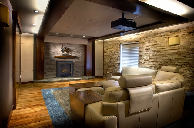 interior design home theater - Home Theater Interior Design