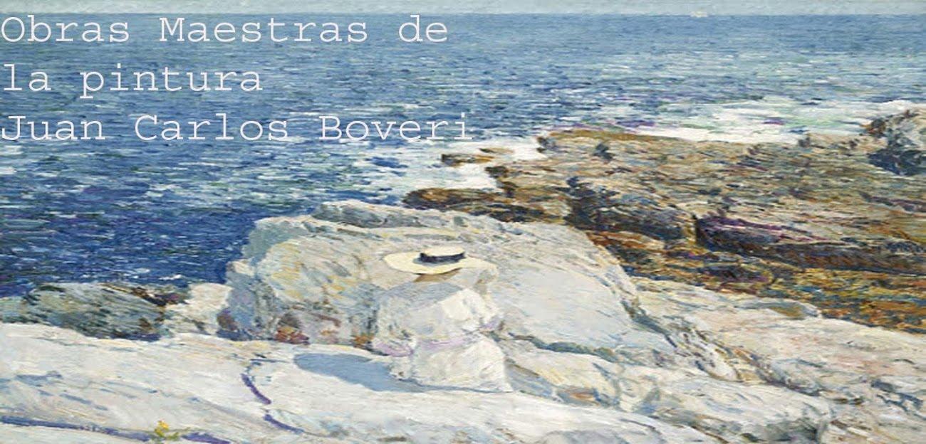 OBRAS MAESTRAS DE LA PINTURA-JUAN CARLOS BOVERI