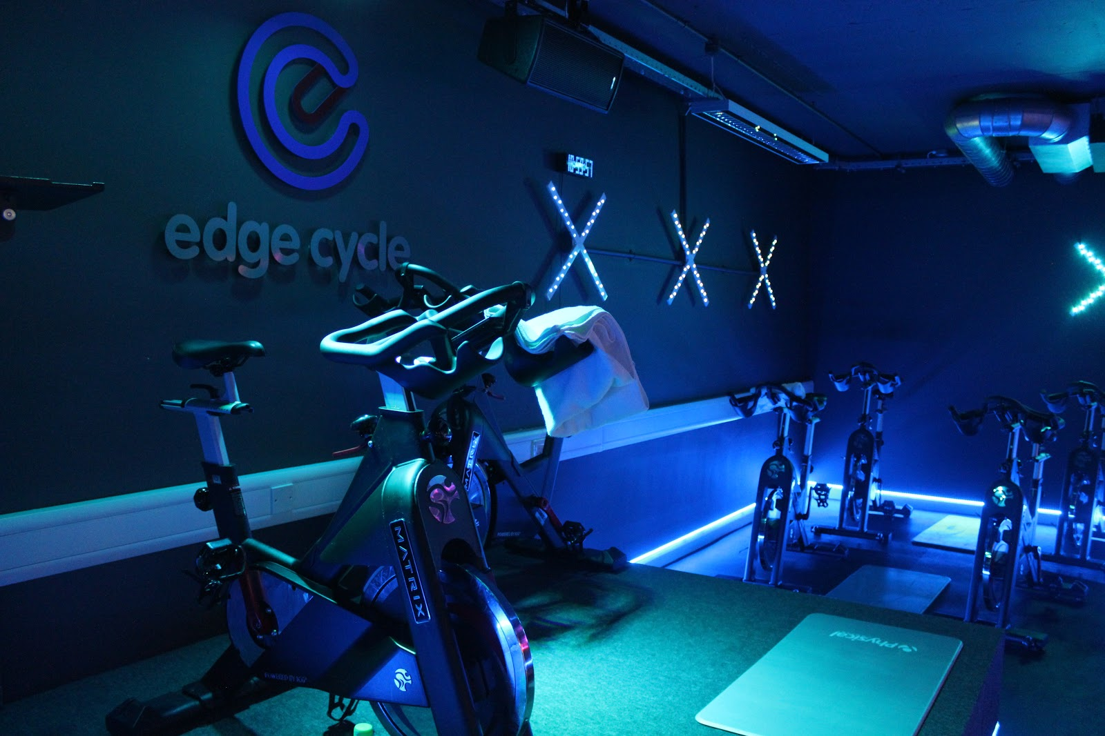 Edge Cycle Spinning Studio Holborn