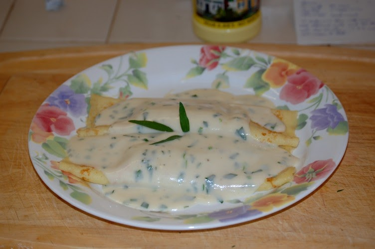 Vintage Recipe Blog: Easy Recipes for Sweet or Savory Crepes