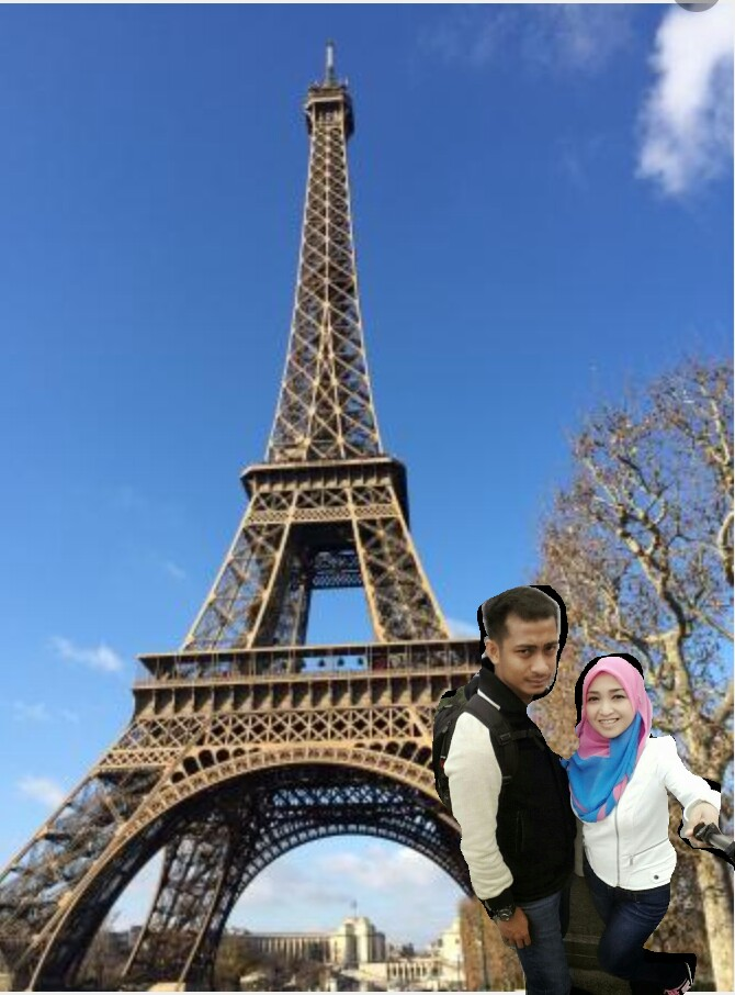 Dear Paris.. Just Wait For me.We're going to meet. I Promise!