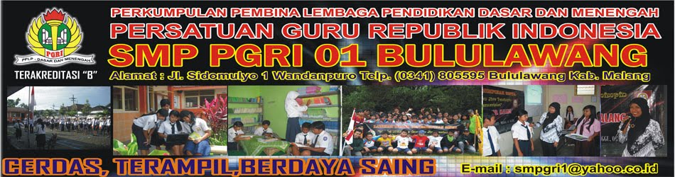 SMP PGRI 1 BULULAWANG