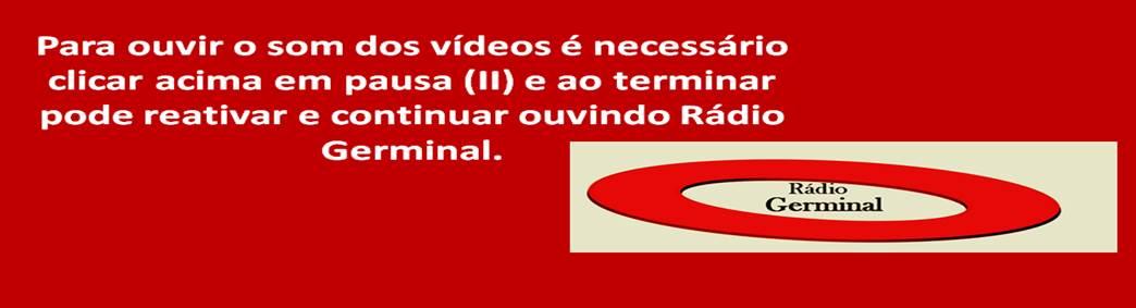 Aviso: Para ouvir vídeos