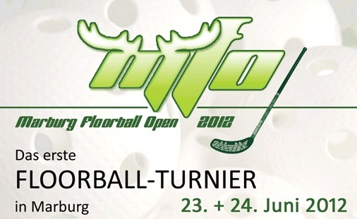 MARBURG FLOORBALL OPEN 2012
