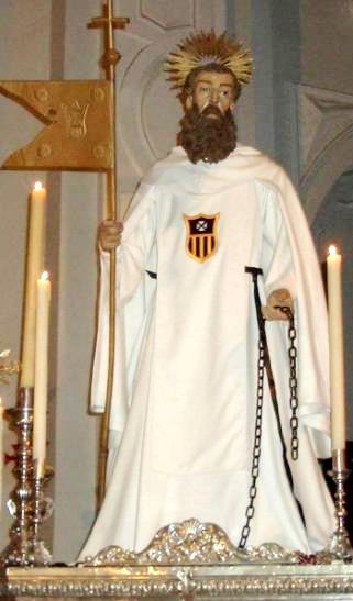 Foto a la imagen de San Pedro, el Apóstol