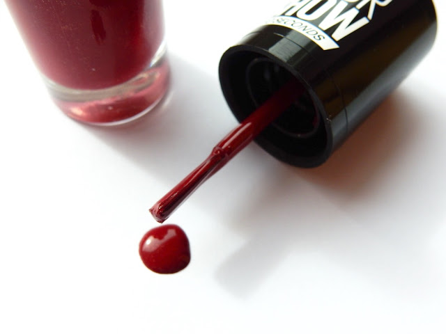Maybelline COLORSHOW Sweet + Spicy 436 Crushed Cayenne nah
