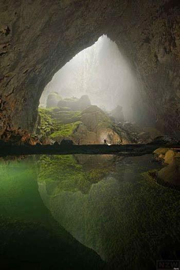 cave, vietnam
