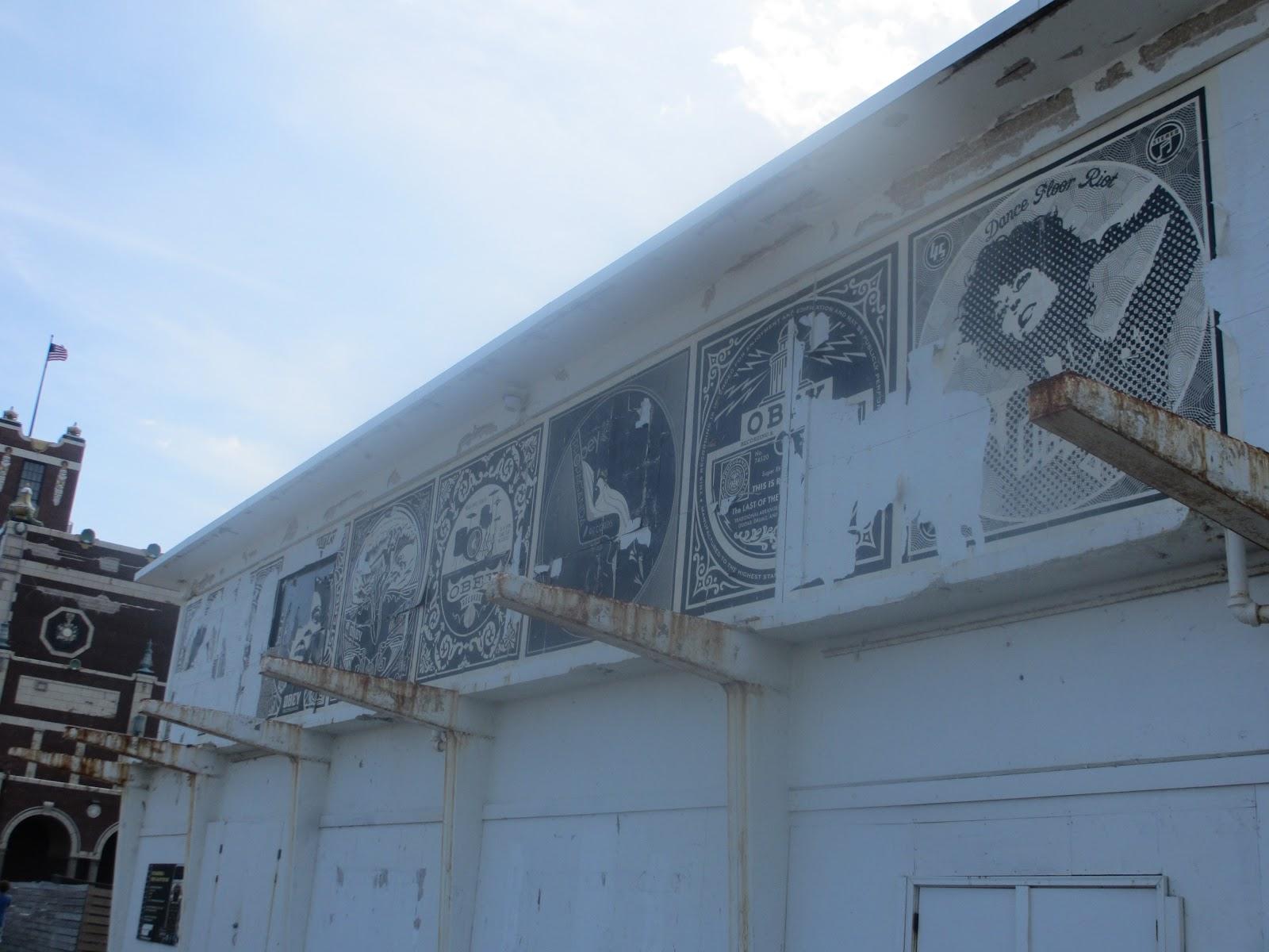 Asbury Park...NJ....Boardwalk Views....Obey Records.... | Delicious ...