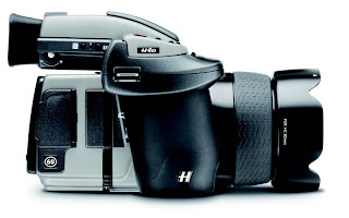 Hasselblad new H4D, featuring revolutionary True Focus functionality.