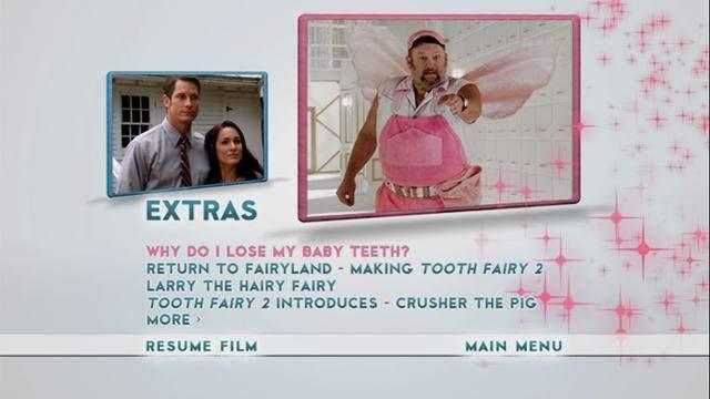 El Hada de Los Dientes 2 DVDR NTSC Español Latino Descargar 2012