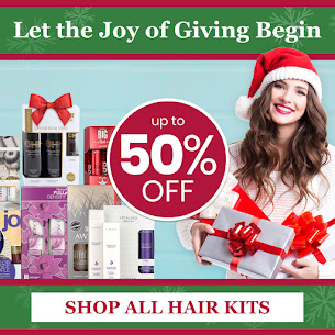Holiday Hair Kits