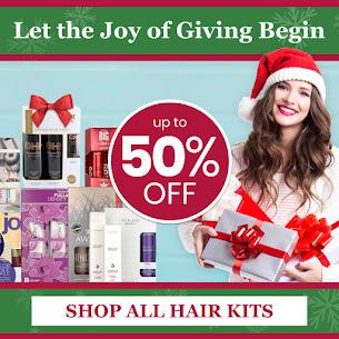 Holiday Hair Kits
