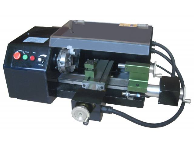 cnc mini lathe machine