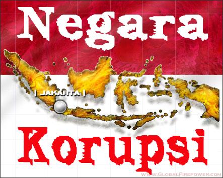 Negara kita indonesia negara korupsi
