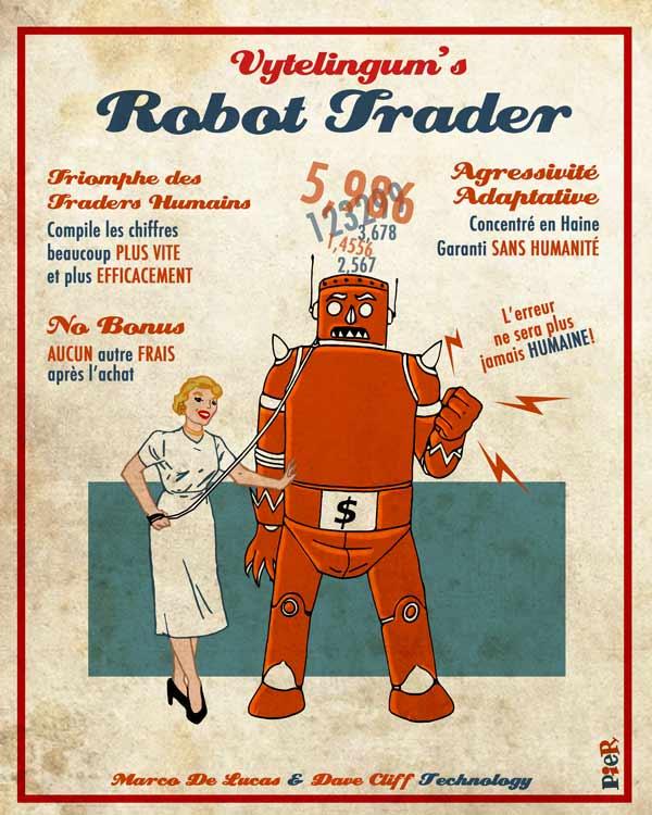 Робот трейдер