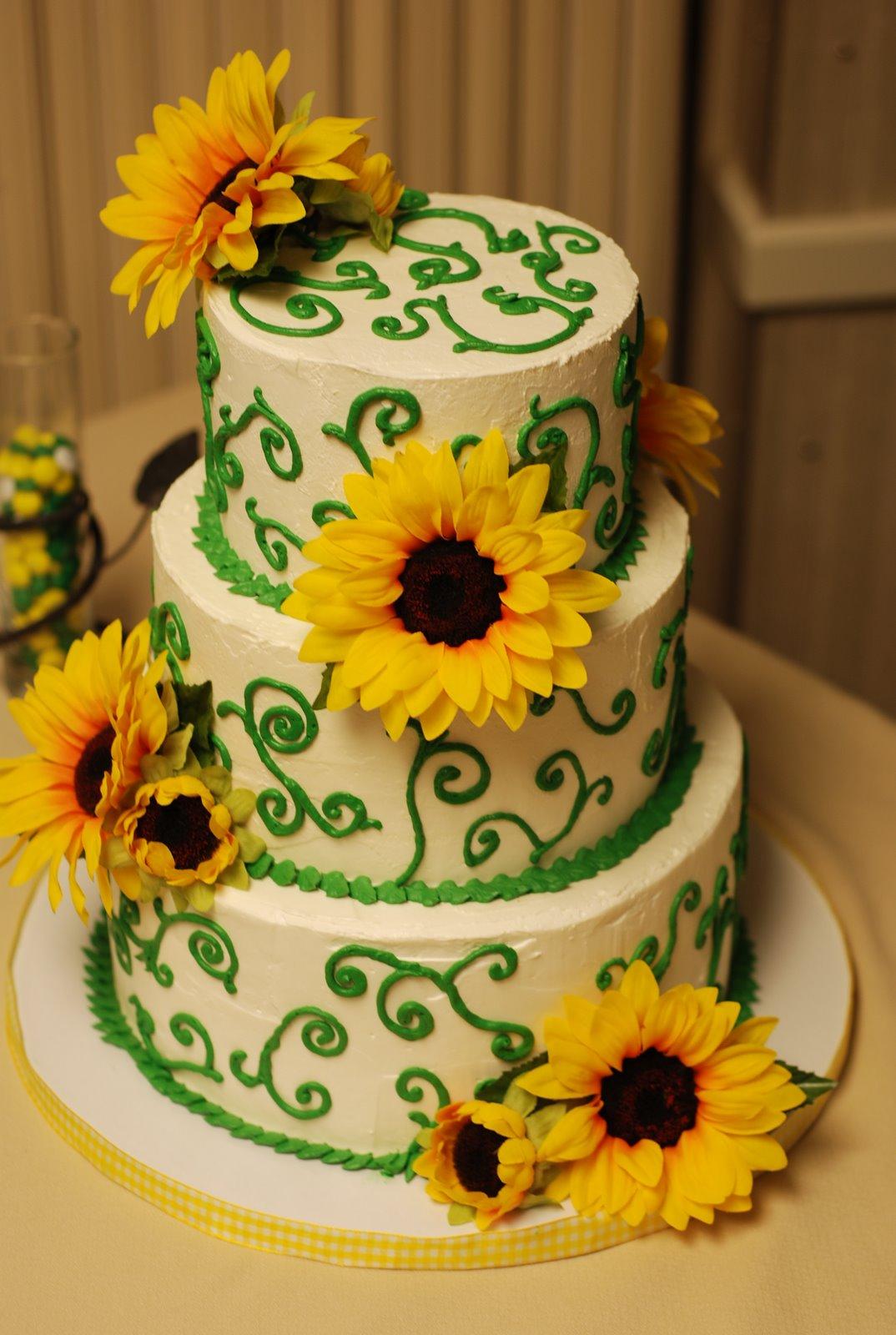 Tiers of Joy Cakes