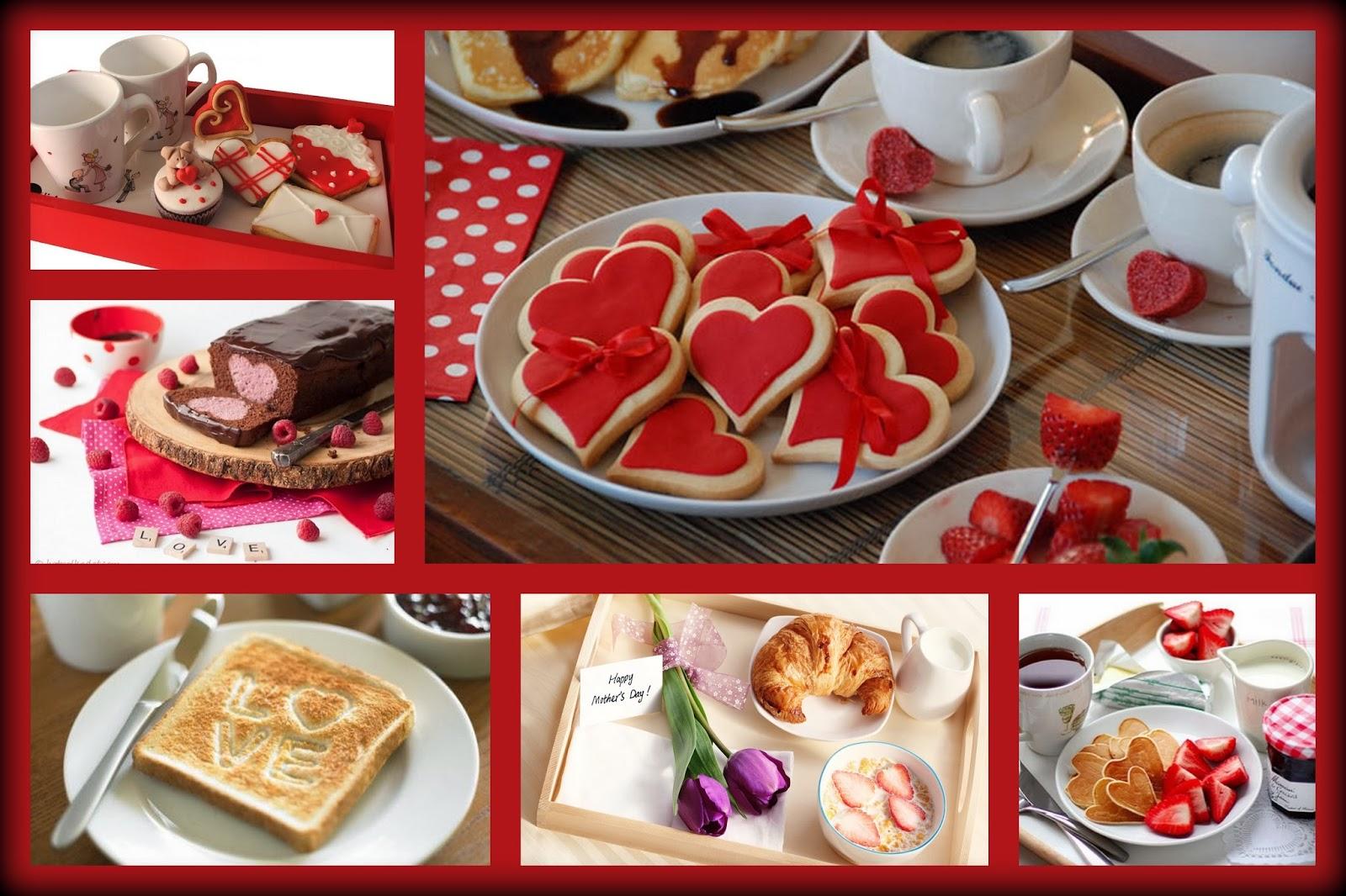Moda y belleza san valentin 2 ideas para regalar - Preparar desayuno romantico ...