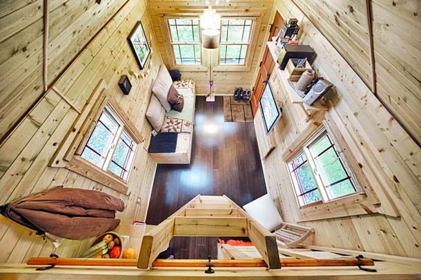 Hand-Built Home