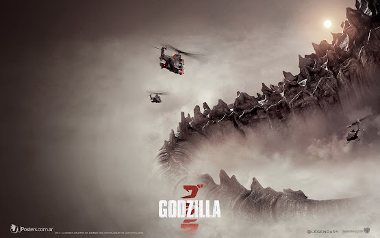 godzilla 2014 movie hd wallpaper 1920x1200 widescreen