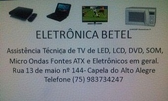 Eletrônica Betel