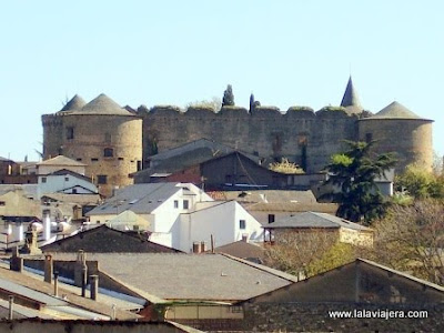 Castillo de los Marqueses de Villafranca del Bierzo
