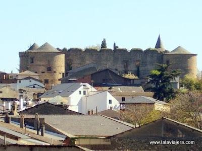 Castillo Marqueses de Villafranca del Bierzo, Leon