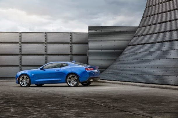 Conheça o novo Camaro revelado pela GM