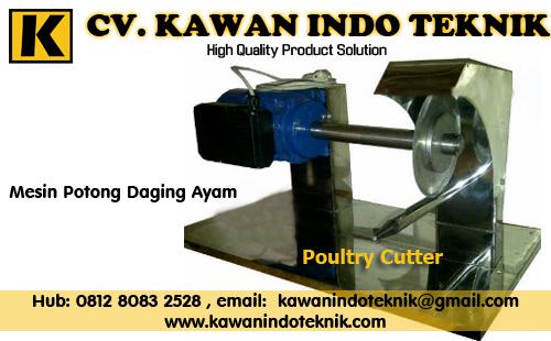mesin pemotong daging ayam