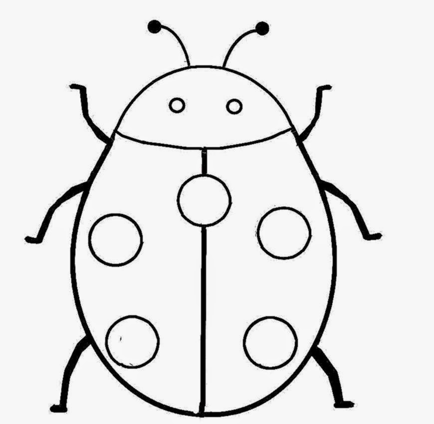 ladybug coloring pictures free coloring pictures