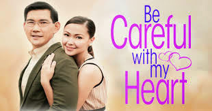 Be Careful With My Heart is an upcoming 2012 Philippine daytime television drama to premiere on ABS-CBN on July 9, 2012 airing before It's Showtime. It is topbilled by Jodi...