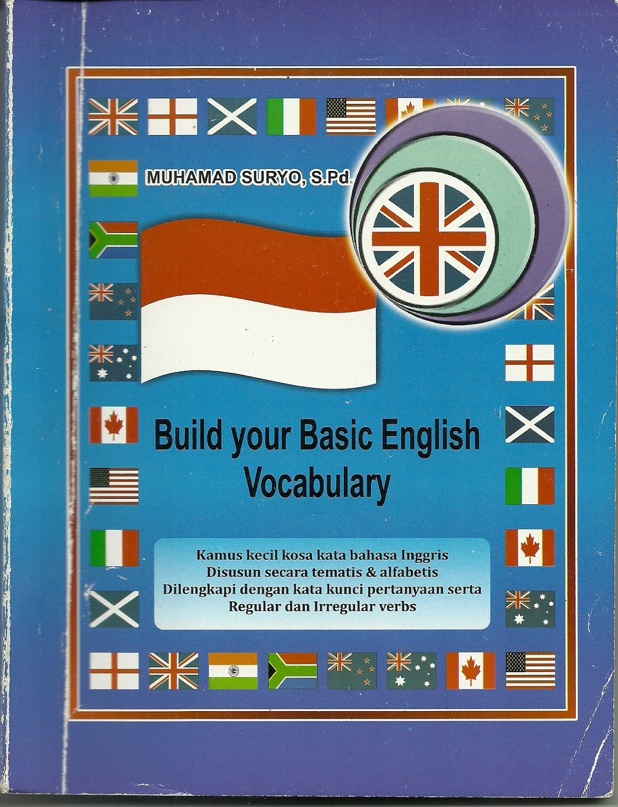 Build Your Basic Dictionary 1 By Muhammad Suryo, S.Pd