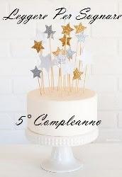 5°Compleanno del Blog