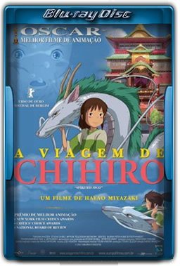 A Viagem de Chihiro Torrent Dublado