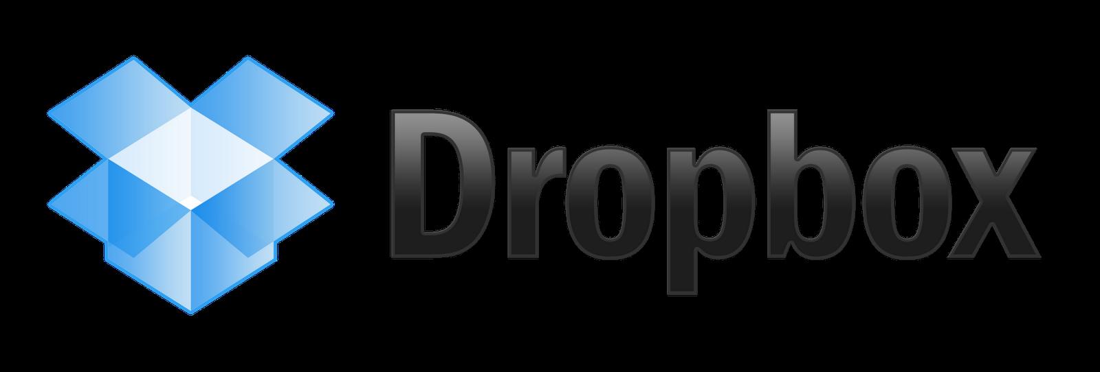 dropbox media storage