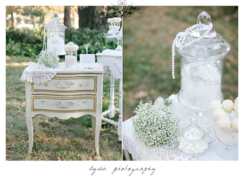Winter White Wedding Styled Inspiration