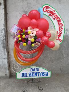 bunga ucapan congratulations pembukaan kantor yang unik