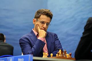 Echecs : Levon Aronian - Photo © ChessBase